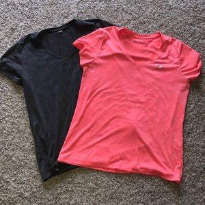 Under Armour T-shirt bundle
